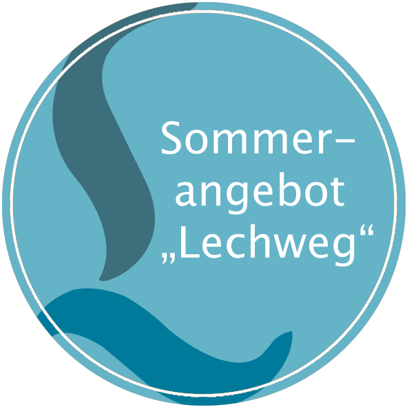 Lechweg Button